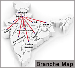 Branches Map